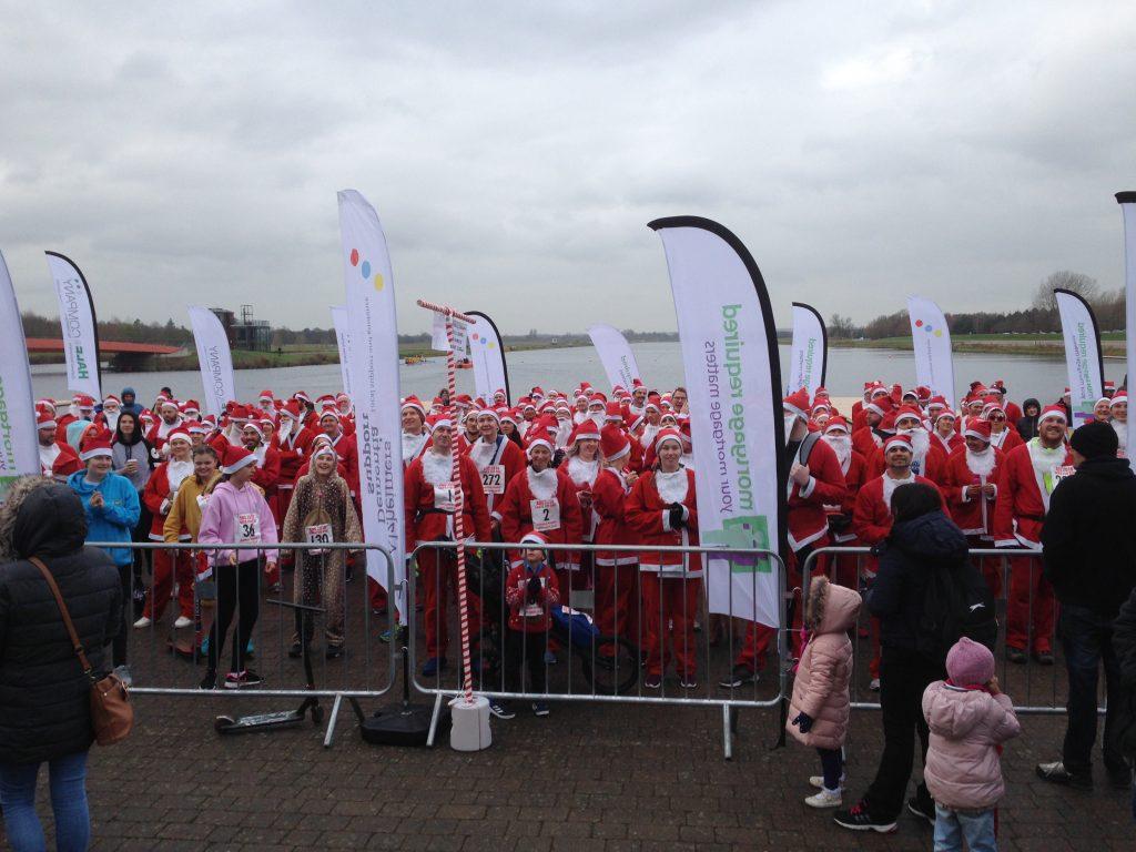 Santa Fun Run eventpahire