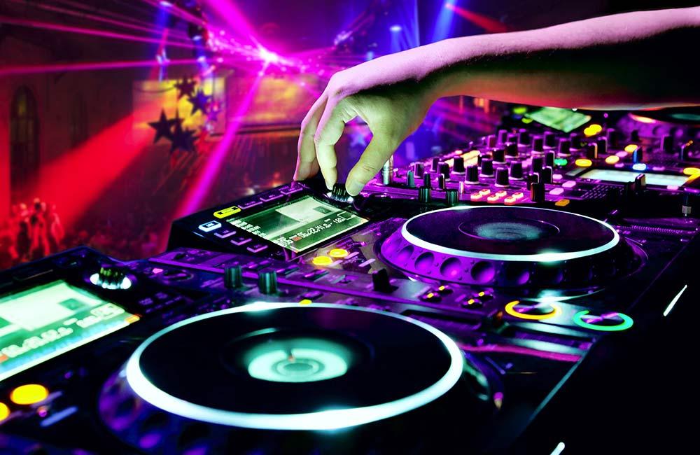 CDJ2000 DJ PA System