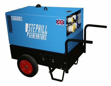 Stephill 6kva Generator