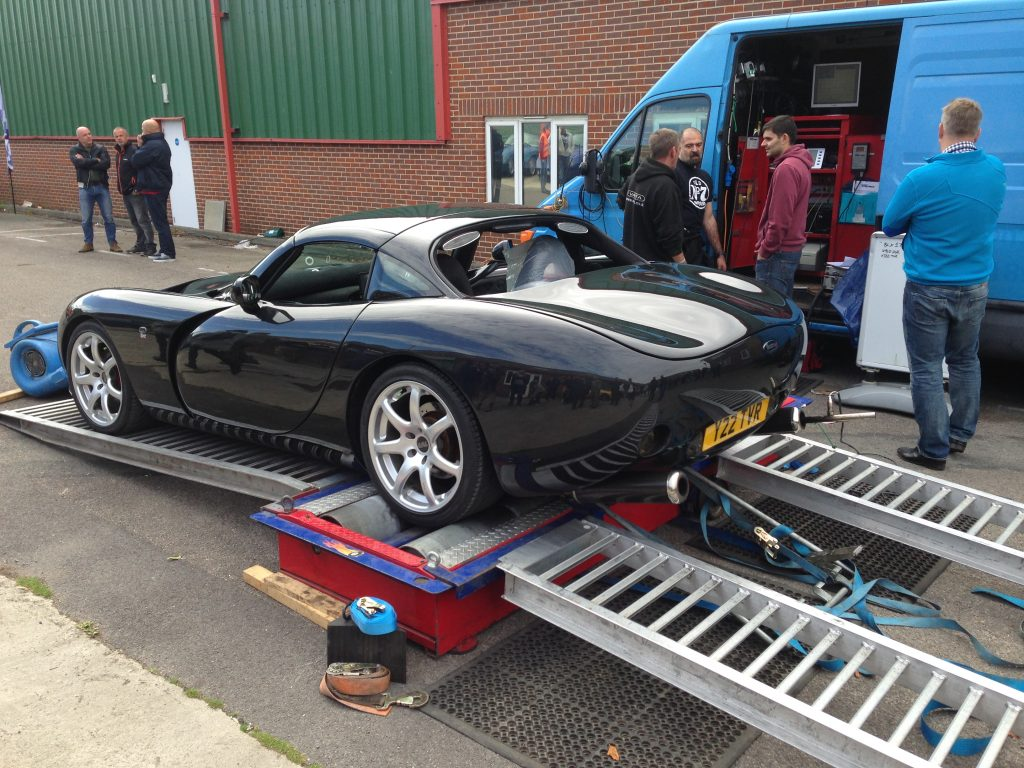 TVR Car Show Outdoor PA System
